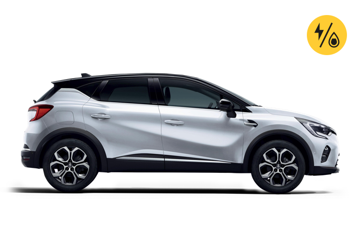 Renault CAPTUR E-Tech 1.6 E-TECH PLUG-IN HYBRID 160 INTENS
